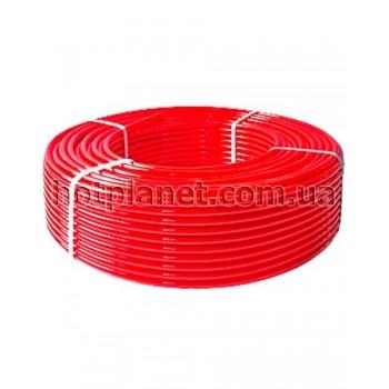 Труба металлопластиковая 16 Kisan PL(теплый пол) красная