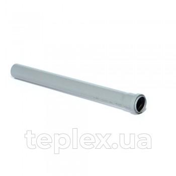 Труба 50/0 .5 м Юніпласт