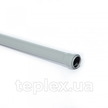 Труба 50/1 .5м Юніпласт