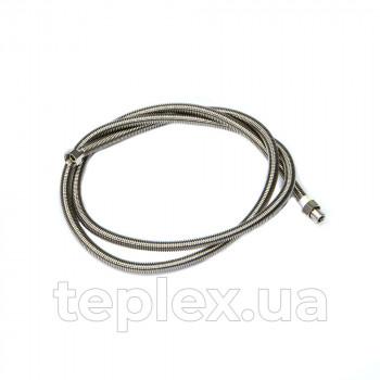 Шланг газ нерж. Eco-Flex 12мм 1/2*1/2 400см.гг