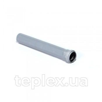 Труба 50/0 .3 м Юніпласт