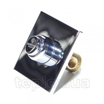 Кран дозаторний для писсуара встроенный (20сек) 1/2 TREMO
