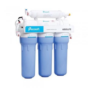 Ecosoft Установка водоподготовки Filter 1 5-50