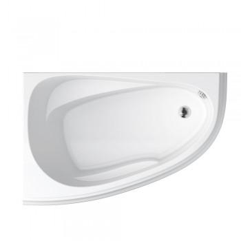 Ванна асимметричная JOANNA NEW 150X95 левая с креплением