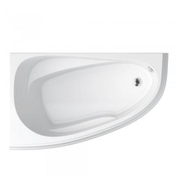 Ванна асимметричная JOANNA NEW 160Х95 левая с креплением