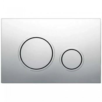 Кнопка к инсталляции Twin Chrome