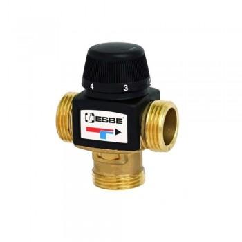 ESBE VTA572 DN32 30-70° трехходовой смесительный клапан