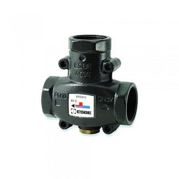 ESBE VTC511 DN25 55°C трехходовой смесительный клапан
