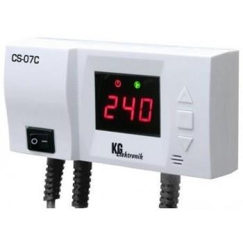 KG Elektronik CS-07С автоматика для насоса отопления