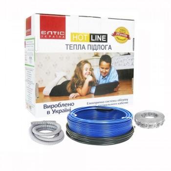Нагревательный кабель HOT LINE ДТ-230 1,4-1,9 кв.м