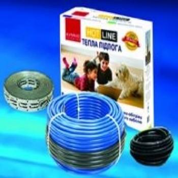 Нагревательный кабель HOT LINE ДТ-850 5,3-7,1 кв.м