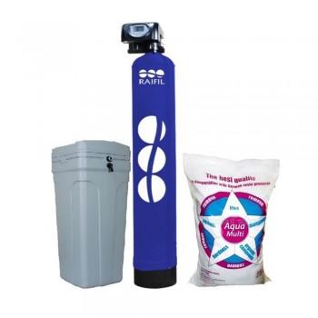 Установка F63C3-1665K Реагент Aqua Multi 100л. Бак для соли 200 кг