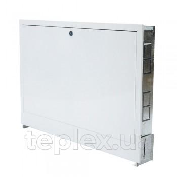 Шкаф коллекторная ECO ШКВ-04 (845х580х110) 8-9 вых