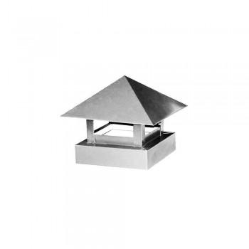 Зонт на п.в. 230*115 ст. нерж. 0,5 мм (201)