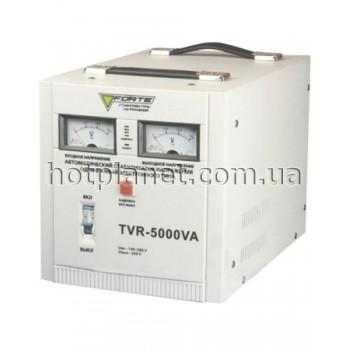 Стабилизатор Forte TVR-5000VA, 3.5 кВт