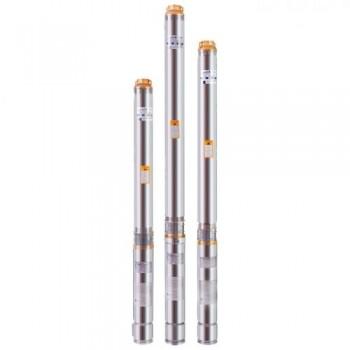 Глубинный насос EUROAQUA 100QJD 204-1.1 + контрольбокс