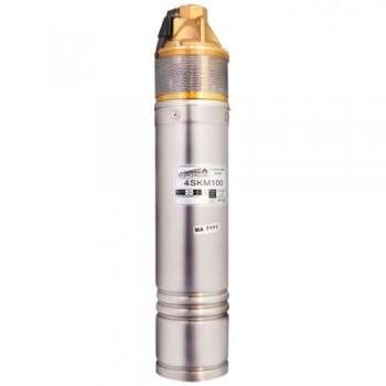 Глубинный насос EUROAQUA 4SKM 100 с встроенным кондесатором