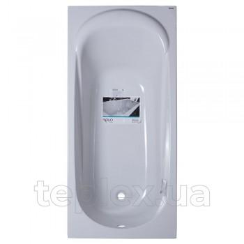 Ванна COLO Saga 160*75см (с ножками)