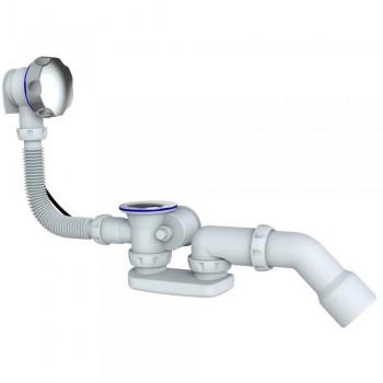 Сифон UNICORN для ванны автомат S101