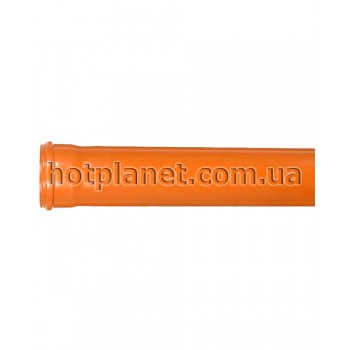 Труба 160/3 .2 - 3000 (Оранжевая)