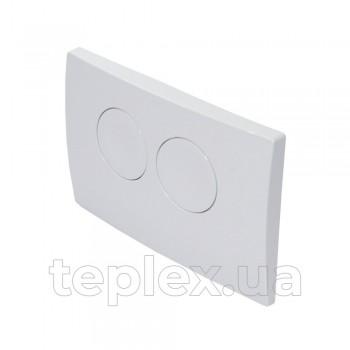 Кнопка Delta 21 белая 115.125.11.1
