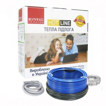 Нагревательный кабель HOT LINE ДК-1400