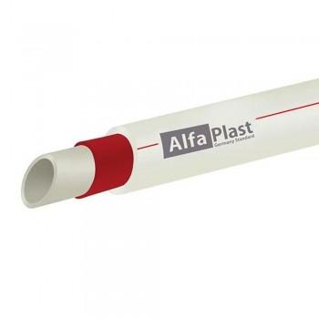 Труба ALFA PLAST 25 Fiber